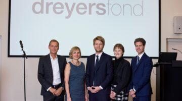 Dan Stubbergaard og Dreyers Fonds bestyrelse