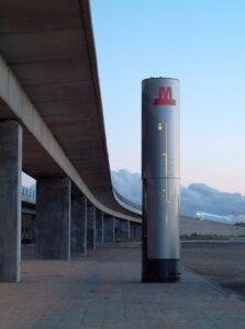 MetroTotemCopenhagenMetro